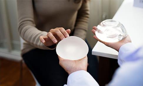Saline Implants image